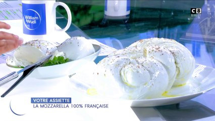 La mozzarella 100 % française