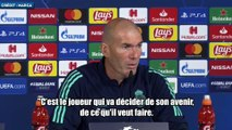 Zinedine Zidane évoque la rumeur Kylian Mbappé