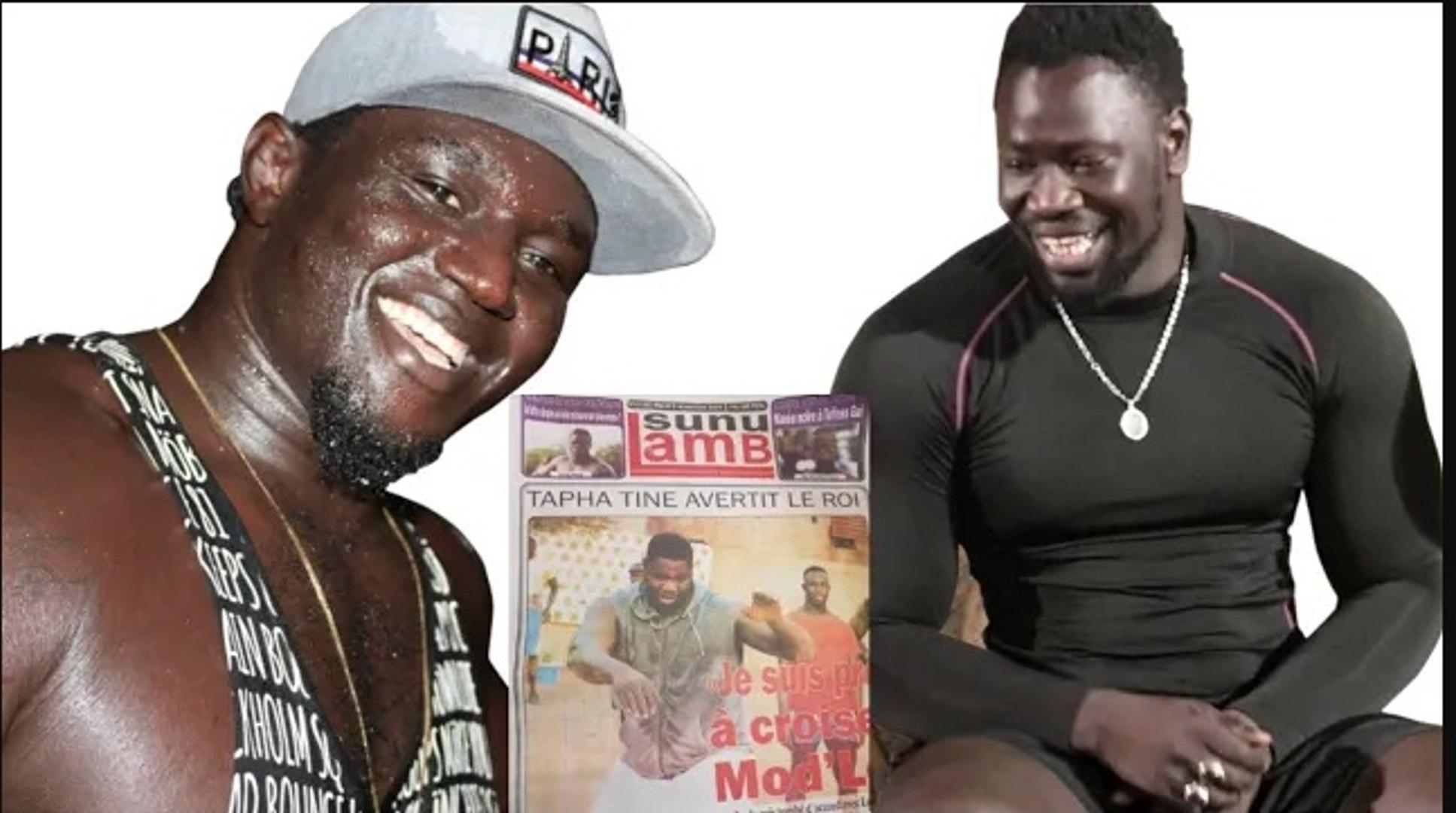 Boy Niang 2 est plus fort que Balla Gaye 2 et est mille fois...  revue de presse Lutte TV