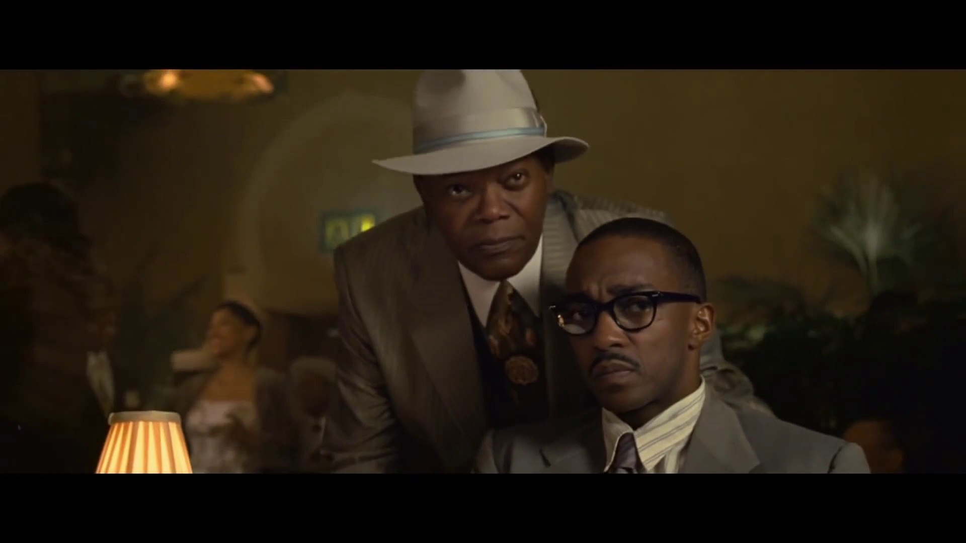 THE BANKER Trailer - Samuel L. Jackson, Anthony Mackie, Nia Long [Trailer 2019]