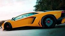 """GRAN TURISMO SPORT """"Lamborghini"""" Bande Annonce"""