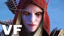 WORLD OF WARCRAFT Shadowlands Bande Annonce Cinématique VF