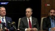 Mustafa Cengiz 1 yıl sonra Kulüpler Birliği toplantısına neden katıldığını açıkladı