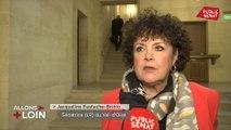 Menacée, la sénatrice LR Jacqueline Eustache-Brinio dénonce « une atteinte à la démocratie » et porte plainte
