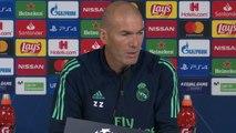 """Groupe A - Zidane : """"J'espère que les arbitres utilisent le VAR avec bienveillance"""""""