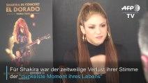 "Shakira berichtet über ""dunkelsten Moment"" ihres Lebens"