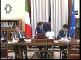 Roma - Audizioni su riordino sistema di vigilanza in materia di lavoro (05.11.19)