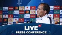 Replay : Conférence de presse de Thomas Tuchel et Idrissa Gueye avant Paris Saint-Germain - Club Brugge