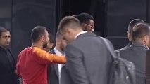 El Galatasaray llega a Madrid