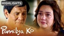 Luz, handang tulungan si Fernan na sabihin kay Chico ang katotohanan | Pamilya Ko