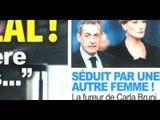 Carla Bruni «trahie» par Nicolas Sarkozy, sa mise au point