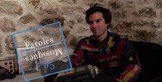 Gautier Garrigue - Paroles et Musique #35 - Des mots de minuit