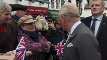 Prince Charles launches festival in Herefordshire