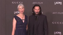 Keanu Reeves confirms romance with Alexandra Grant