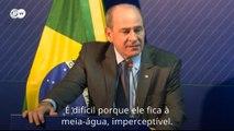 Autoridades brasileiras não sabem quanto óleo ainda chegará à costa