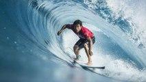 Surf : le « tube » expliqué par Jérémy Florès