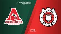 Lokomotiv Kuban Krasnodar - Rytas Vilnius Highlights | 7DAYS EuroCup, RS Round 6