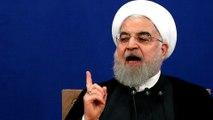 Iran's Rouhani announces another step away from 2015 nuclear deal