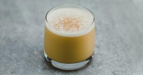 Spiced Pumpkin Flip Cocktail Recipe - Liquor.com