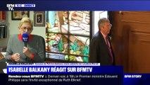 """Isabelle Balkany: """"nous n'avons plus un centime, alors comment acquitter cette caution ?"""" - 05/11"""