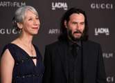 Has Keanu Reeves found love?