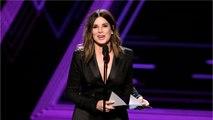 Sandra Bullock Signs On For New Netflix Project