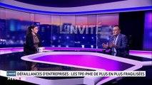 Défaillance d'entreprises .. Les TPE-PME de plus en plus fragilisés  - 05/11/2019