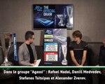 Masters de Londres - Zverev a eu la main lourde pour Djokovic