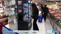 Loi alimentation : des super promotions toujours en rayon ?