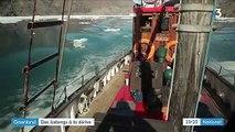 Groenland : les ravages du réchauffement climatique