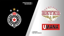 Partizan NIS Belgrade - Umana Reyer Venice Highlights | 7DAYS EuroCup, RS Round 6