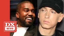 """Kanye West's """"Jesus Is King"""" Ties Eminem With 9th Consecutive No. 1 Billboard 200 Debut"""