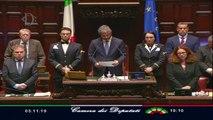 Giuseppe Conte alla Camera sul caso Fiber  Incarico precedente alla mia premiership 5 11 19