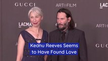 Keanu Reeves' New Woman