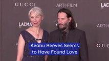 Keanu Reeves' New Woman