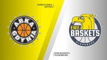 Asseco Arka Gdynia - EWE Baskets Oldenburg Highlights | 7DAYS EuroCup, RS Round 6