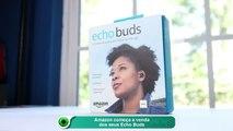 Amazon começa a venda dos seus Echo Buds