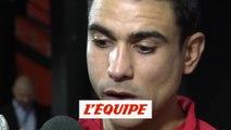 André «Une défaite qui fait mal» - Foot - C1 - Lille