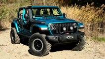 Moparized Jeep Wrangler Rubicon Design Preview