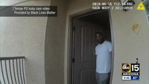 Tempe police use Taser on man holding child during domestic violence call