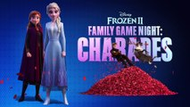 Frozen 2 movie - Charades with the voice cast