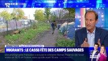 Migrants: le casse-tête des camps sauvages - 08/11