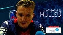 Nathanaël Hulleu : « J'ai vécu un vrai match de Pro D2 »