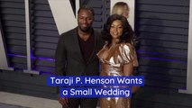 Taraji P Henson's Wedding Plans