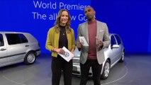 Weltpremiere des neuen Volkswagen Golf - Intro
