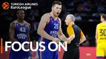 Focus on: Alec Peters, Anadolu Efes Istanbul