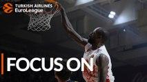 Focus on: James Gist, Crvena Zvezda mts Belgrade