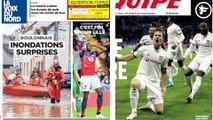 Karim Benzema sur le point d'égaler un record au Real Madrid, la presse néerlandaise enrage sur la folie de l'arbitre Chelsea-Ajax