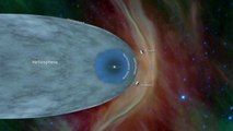 우주 탐사선 '보이저2호'가 밝혀낸 태양계 끝 / YTN