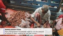 Onion off the menu in Bangladesh as prices soar